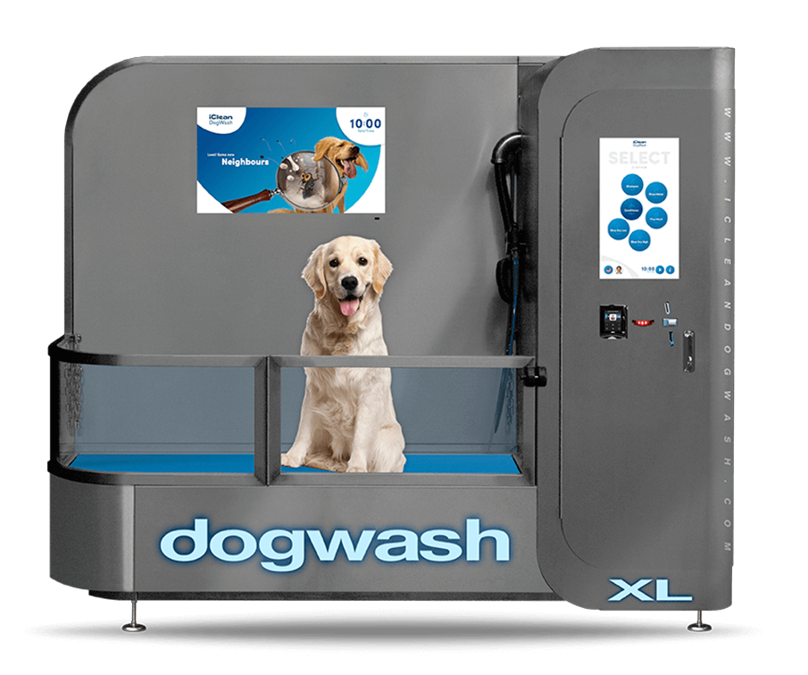 iclean Dog Wash modelo xl